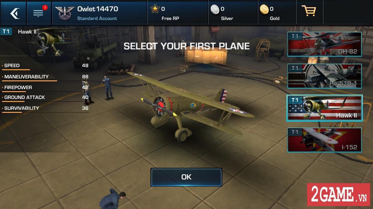 War Wings - Game bắn máy bay trực tuyến hay tuyệt cú mèo dành cho mobile game 9