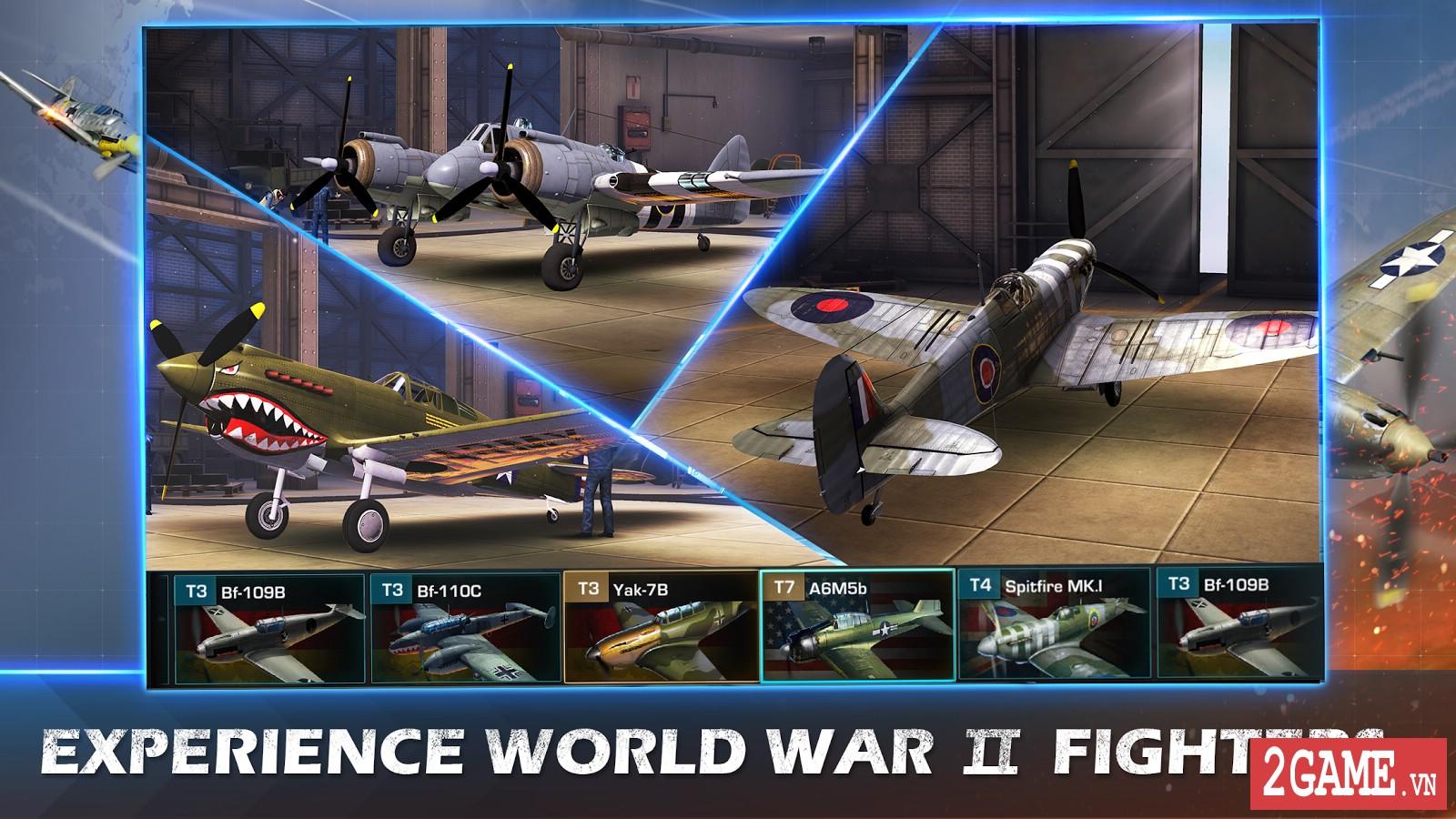 War Wings - Game bắn máy bay trực tuyến hay tuyệt cú mèo dành cho mobile game 4