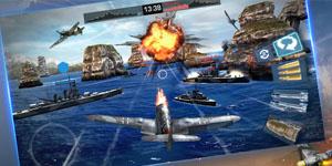 War Wings – Game bắn máy bay trực tuyến hay tuyệt cú mèo dành cho mobile game