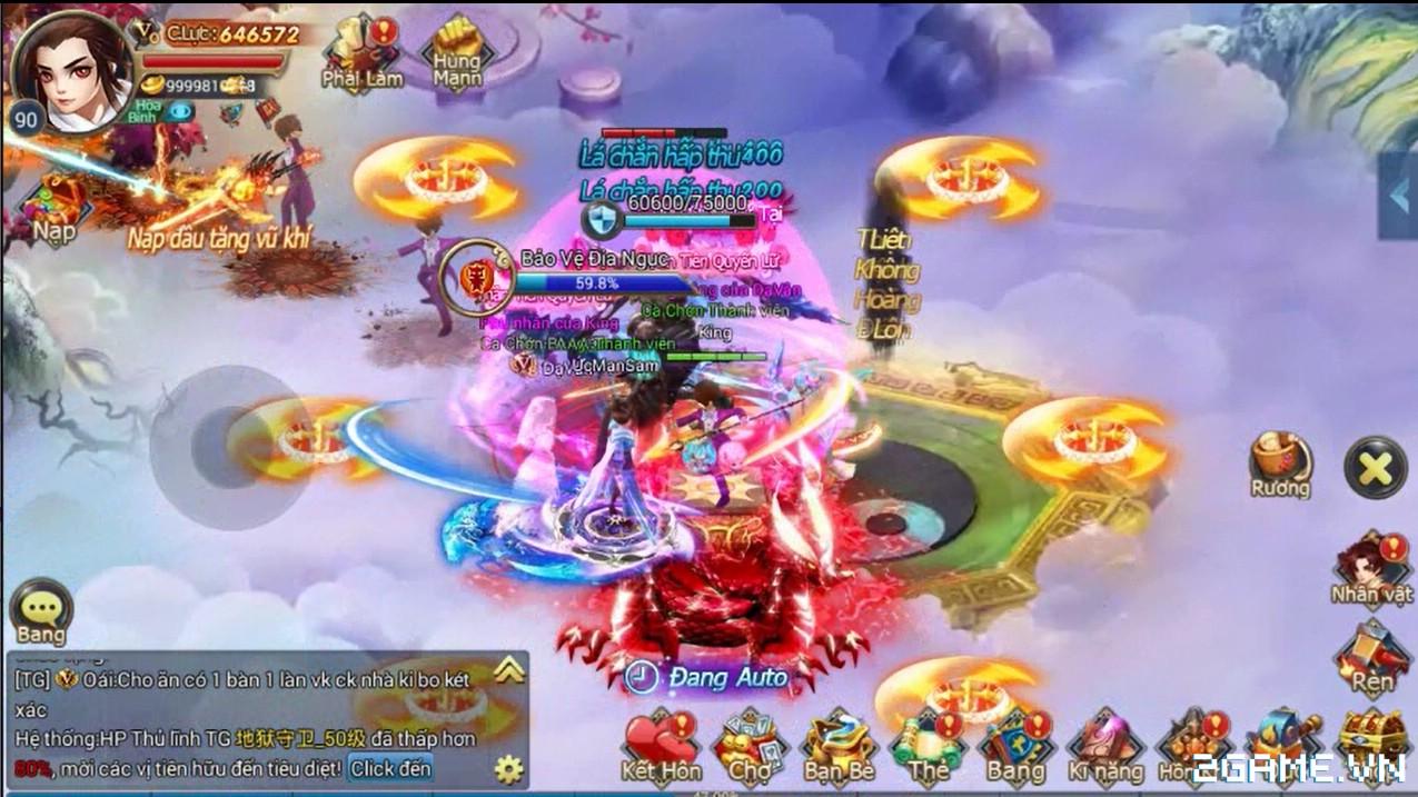 Ngự Kiếm Phi Thiên - Hệ thống Boss 3