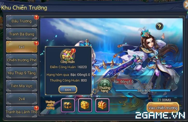 Ngự Kiếm Phi Thiên - 1VS1 liên server 0