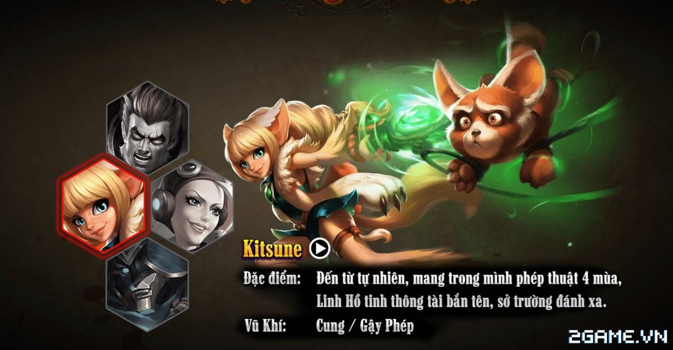 Torchlight Mobile - Cập bến làng game Việt với landing page đầy ma mị 1