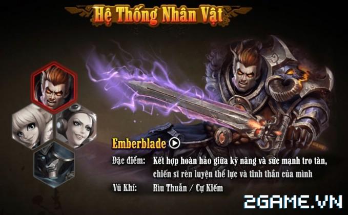 Torchlight Mobile - Cập bến làng game Việt với landing page đầy ma mị 4