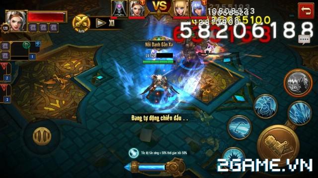 Torchlight Mobile - Cập bến làng game Việt với landing page đầy ma mị 5