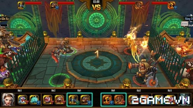 Torchlight Mobile - Cập bến làng game Việt với landing page đầy ma mị 6