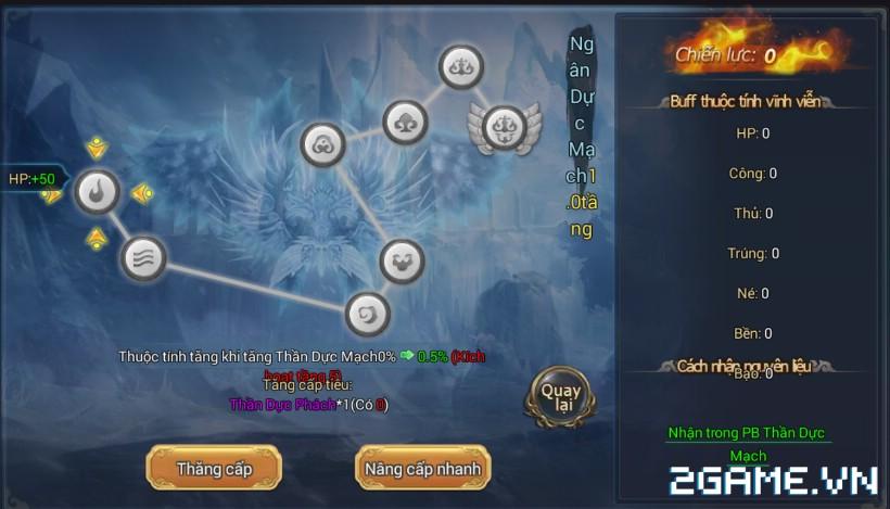 Ngự Kiếm Phi Thiên - Hệ thống thần dực 2