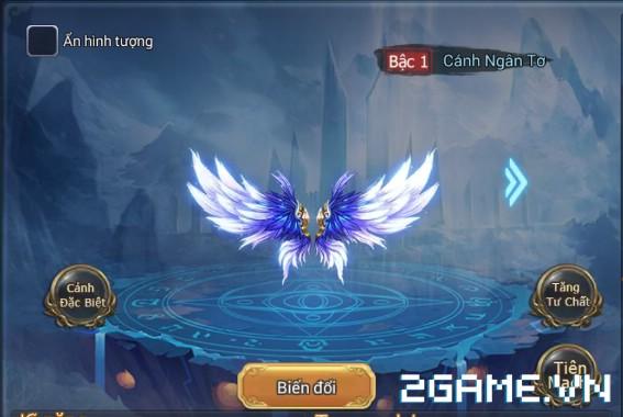 Ngự Kiếm Phi Thiên - Hệ thống thần dực 3