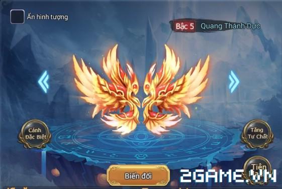 Ngự Kiếm Phi Thiên - Hệ thống thần dực 7