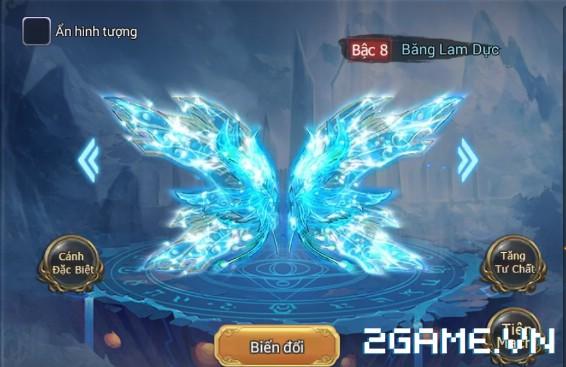 Ngự Kiếm Phi Thiên - Hệ thống thần dực 10