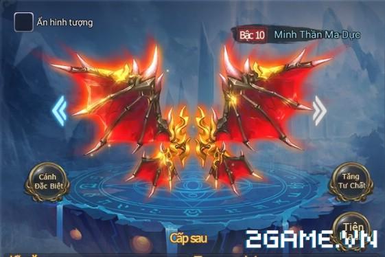 Ngự Kiếm Phi Thiên - Hệ thống thần dực 12