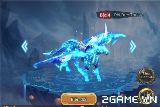 Ngự Kiếm Phi Thiên - Hệ thống Tọa Kỵ 3
