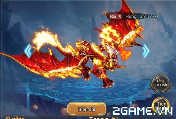 Ngự Kiếm Phi Thiên - Hệ thống Tọa Kỵ 5