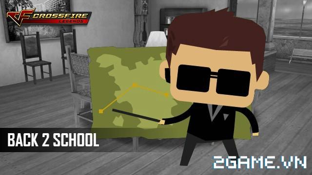 Crossfire Legends - Chuỗi sự kiện Back 2 School: Đăng nhập nhận súng vĩnh viễn, nạp gem nhận hoàn trả gem 0