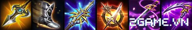 Liên Quân Mobile - Hướng dẫn sử dụng zuka bởi top 1 thách đấu ProA NamChin 1