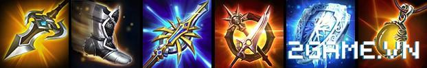 Liên Quân Mobile - Hướng dẫn sử dụng zuka bởi top 1 thách đấu ProA NamChin 2