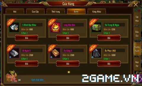 Chinh Đồ 1 Mobile - Hệ thống tiền tệ và bí kíp làm giàu 7