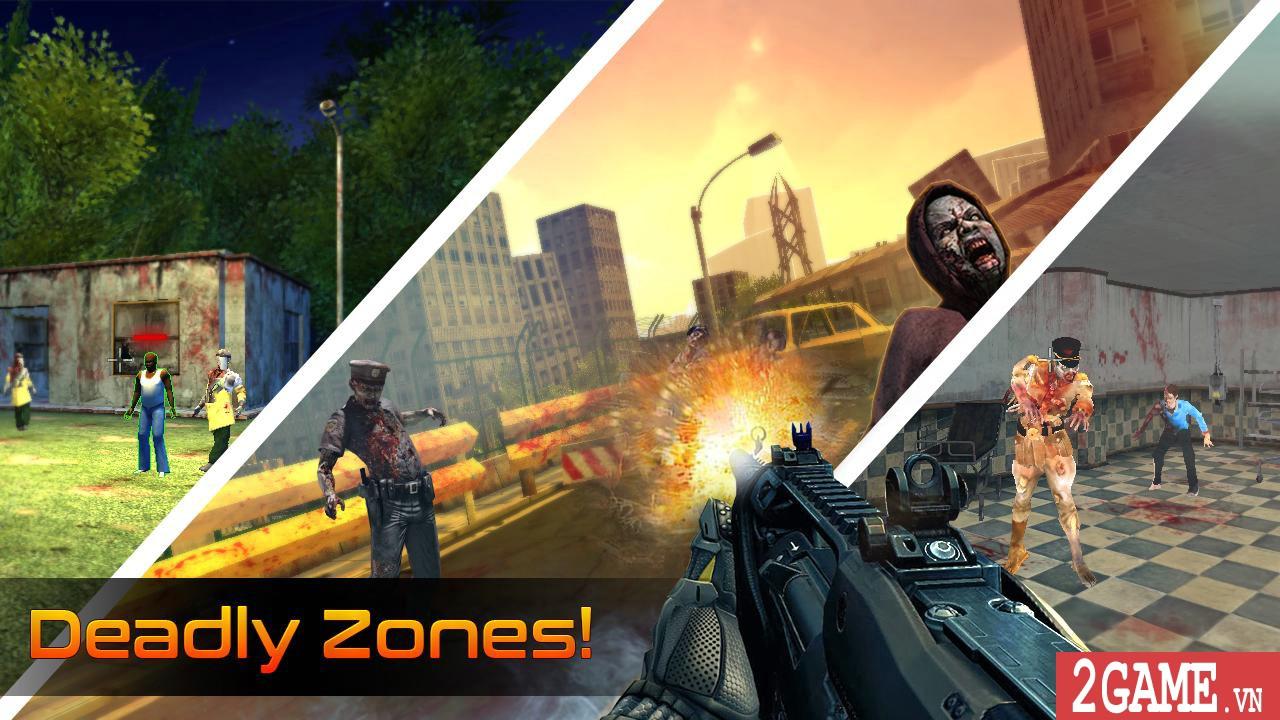 Dead Zombies – Game bắn thây cực kỳ kinh dị, nếu yếu tim đừng nên thử! 2