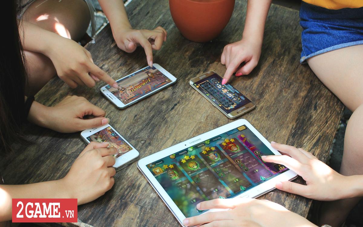 Dù ngập mặt trong danh sách game xịn ấy thế game thủ Việt vẫn chuộng dòng game Thẻ tướng 5