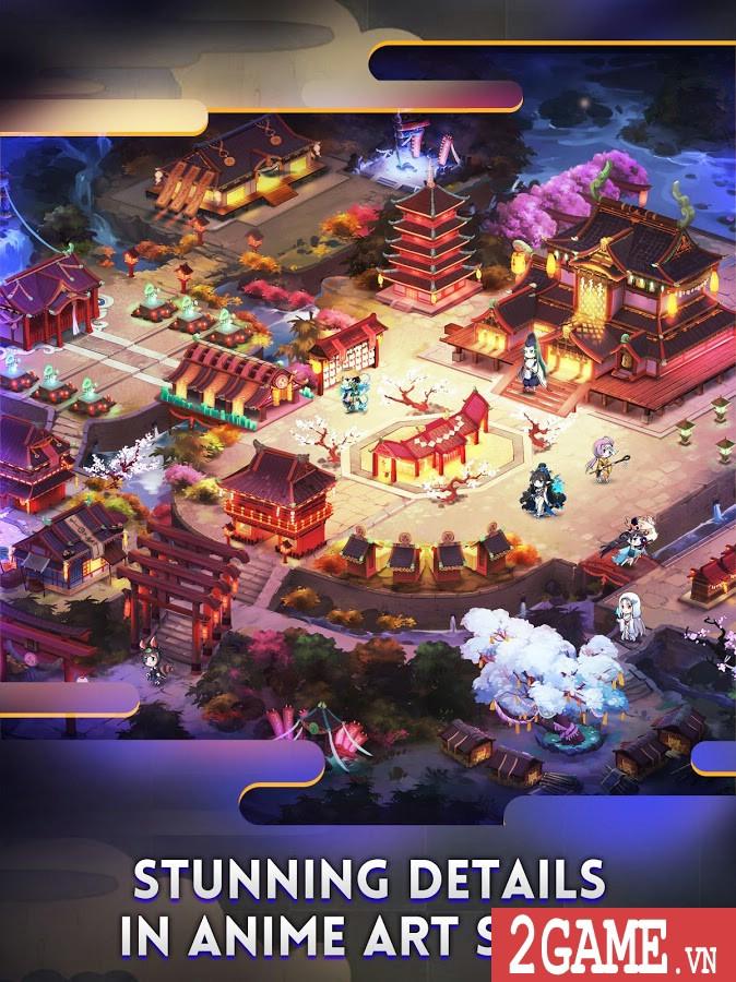 Summoner's Tales - Game nhập vai chiến thuật đậm vị Nhật Bản cổ xưa 1