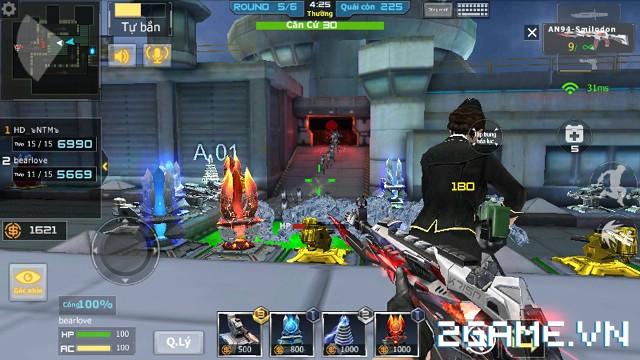 Crossfire Legends - 'Soi' những thay đổi trên bản đồ Căn cứ biển đen 0