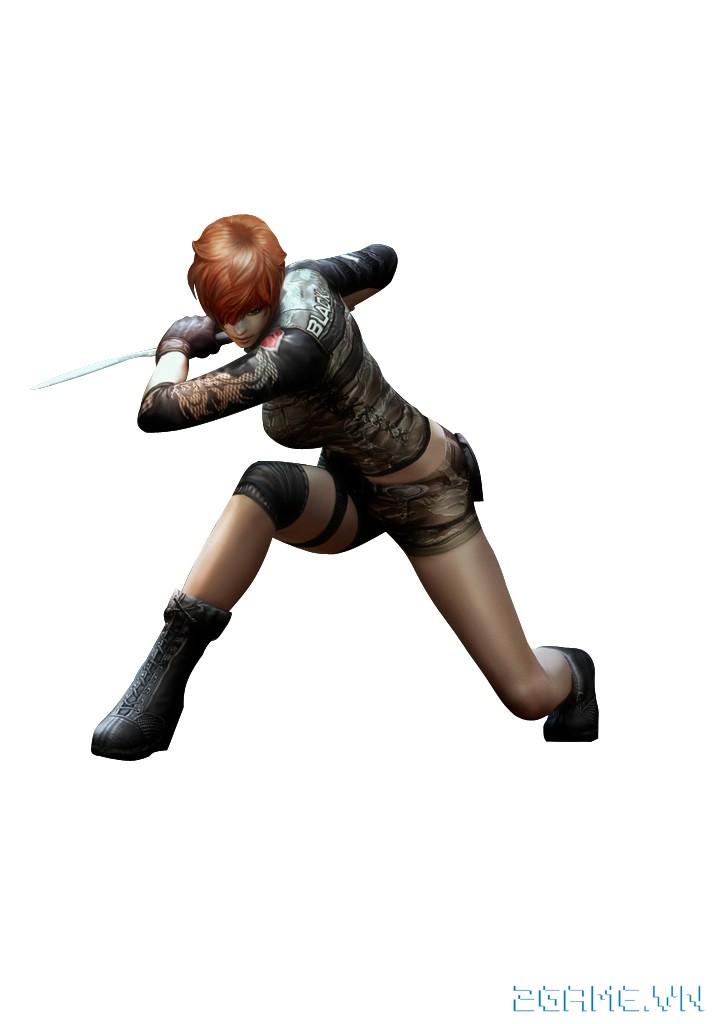 Crossfire Legends - Đôi nét về nhân vật mới ULP-X xuất hiện trong Back 2 School 2