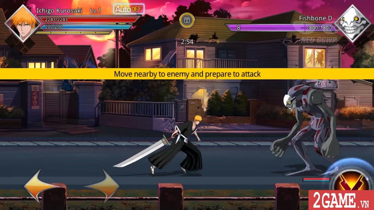 Awake Death – Game nhập vai hành động dành cho fan cứng của Bleach 1