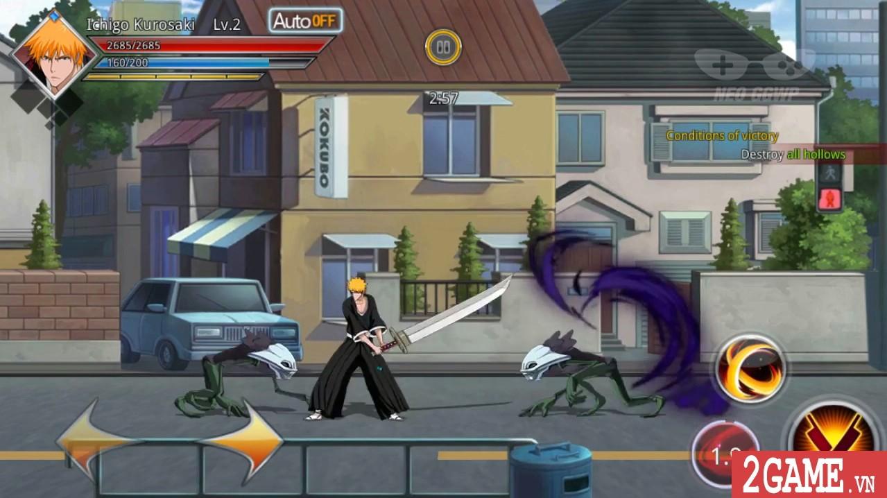 Awake Death – Game nhập vai hành động dành cho fan cứng của Bleach 3