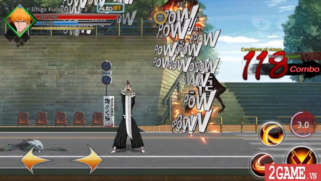 Awake Death – Game nhập vai hành động dành cho fan cứng của Bleach 4