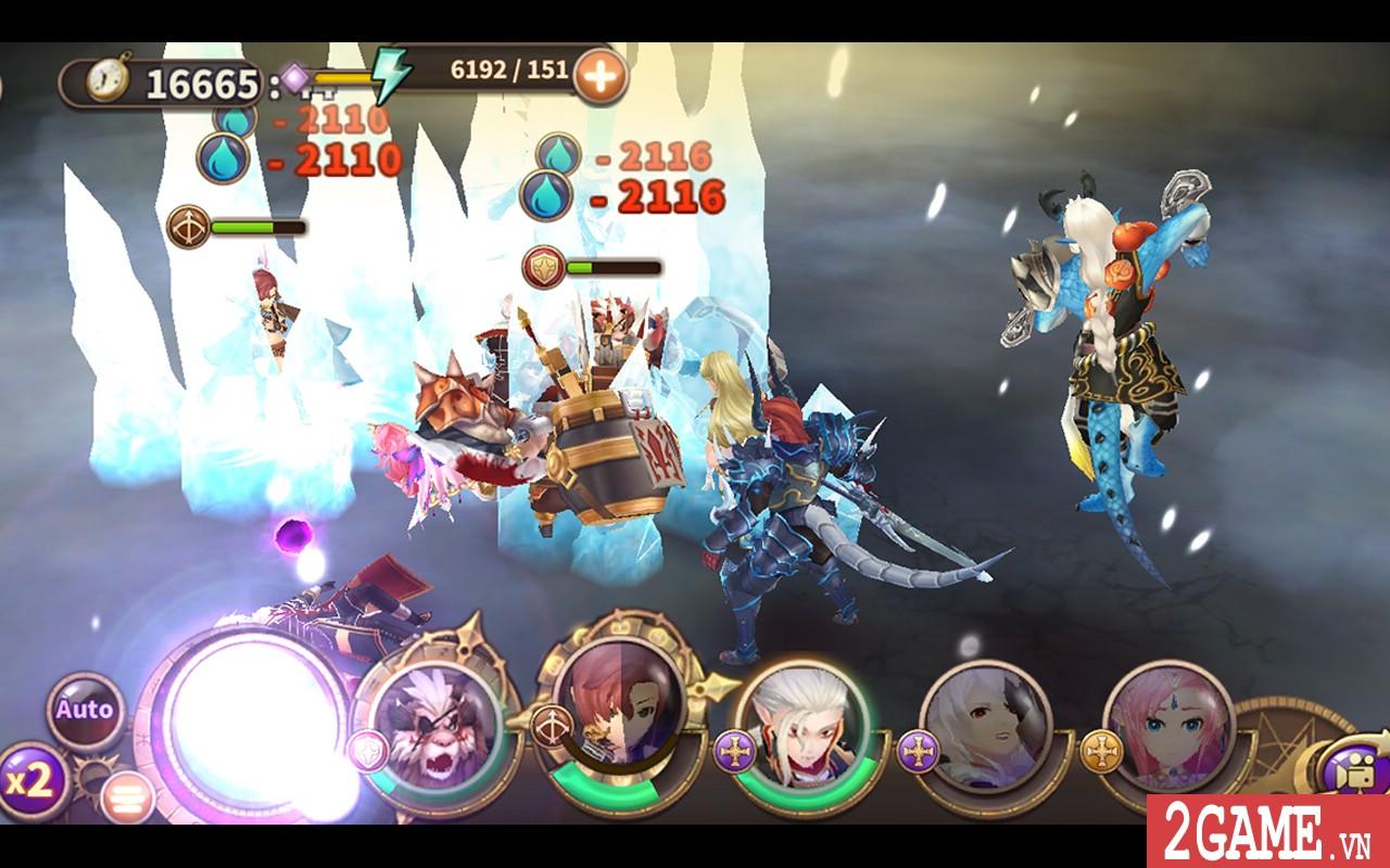 Diosa Force – Game nhập vai đấu thẻ tướng với đồ họa đậm chất anime Nhật Bản 1
