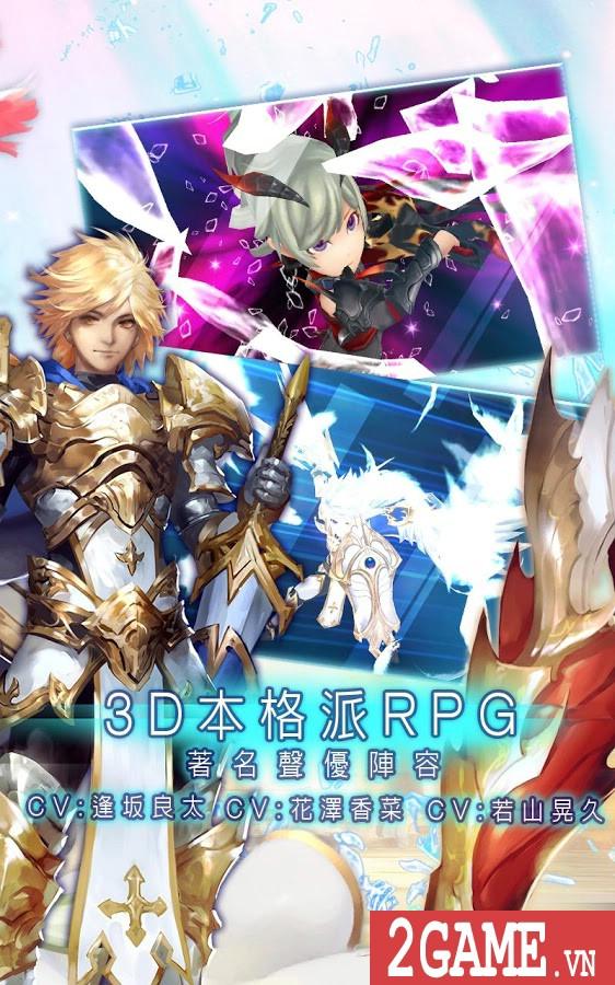 Diosa Force – Game nhập vai đấu thẻ tướng với đồ họa đậm chất anime Nhật Bản 2
