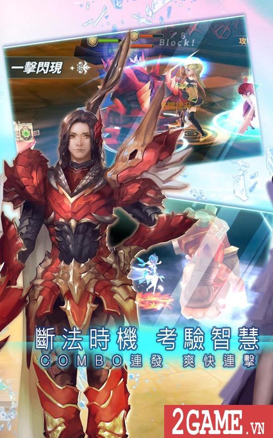 Diosa Force – Game nhập vai đấu thẻ tướng với đồ họa đậm chất anime Nhật Bản 3