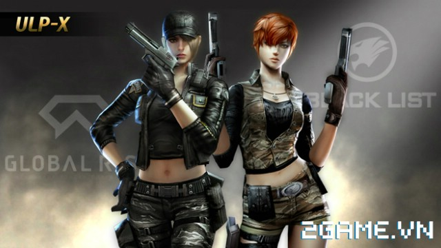 Crossfire Legends - Đôi nét về nhân vật mới ULP-X xuất hiện trong Back 2 School 0