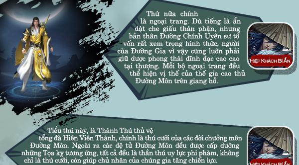 Đường Môn Kỳ Hiệp ngoại truyện: Tọa kỵ Thánh thú (hồi 3) 2