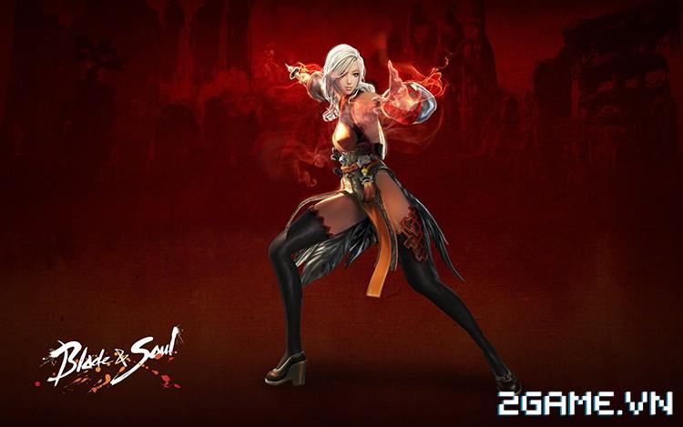 Blade and Soul Việt Nam - Những cái nhất của Hệ phái Sát thủ 0
