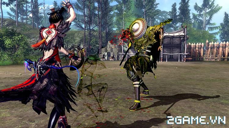 Blade and Soul Việt Nam - Những cái nhất của Hệ phái Sát thủ 3