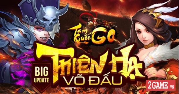 Tam Quốc GO bùng nổ giải đấu khủng, sẵn sàng cho game thủ 50 triệu đồng tiền mặt 0