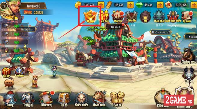 Tam Quốc GO bùng nổ giải đấu khủng, sẵn sàng cho game thủ 50 triệu đồng tiền mặt 1
