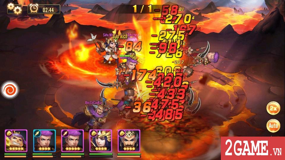 Tam Quốc GO bùng nổ giải đấu khủng, sẵn sàng cho game thủ 50 triệu đồng tiền mặt 3