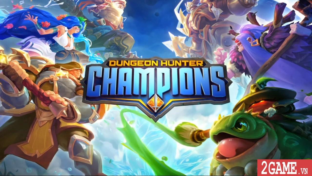 Dungeon Hunter Champions – Game nhập vai kết hợp MOBA đến từ ông lớn Gameloft 0