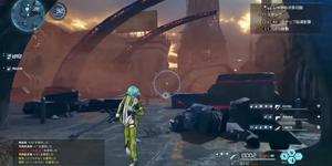 Sword Art Online: Fatal Bullet hé lộ những hình ảnh gameplay đầu tiên