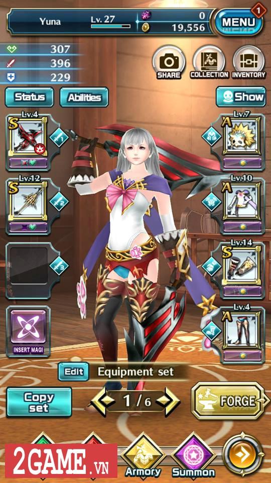 Đánh giá Dragon Project : Săn Rồng mobile - Game nhật chất lượng thật 13