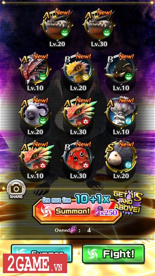Đánh giá Dragon Project : Săn Rồng mobile - Game nhật chất lượng thật 6