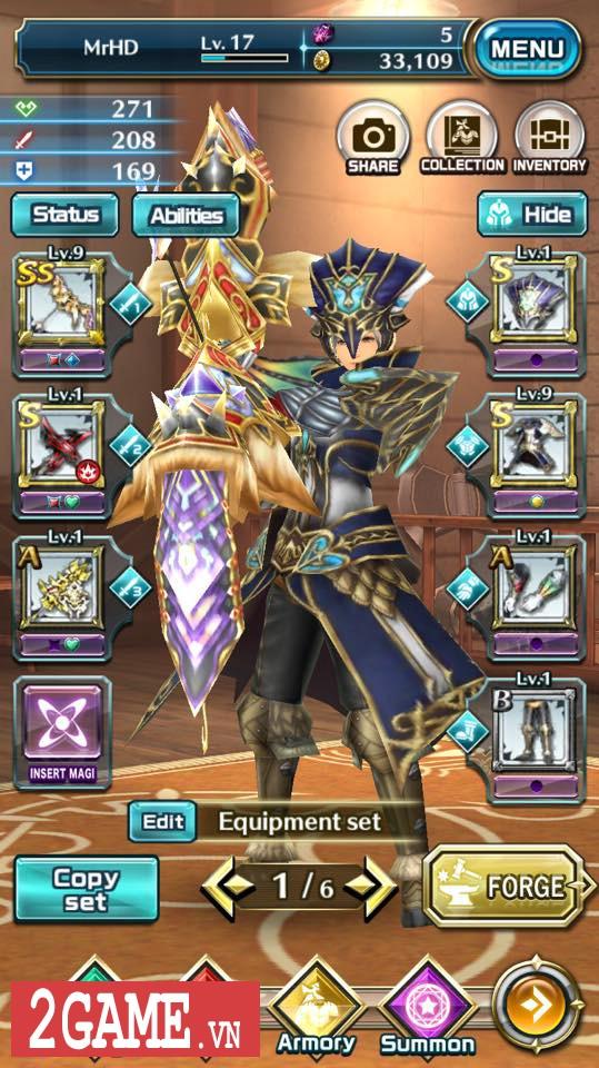 Đánh giá Dragon Project : Săn Rồng mobile - Game nhật chất lượng thật 8