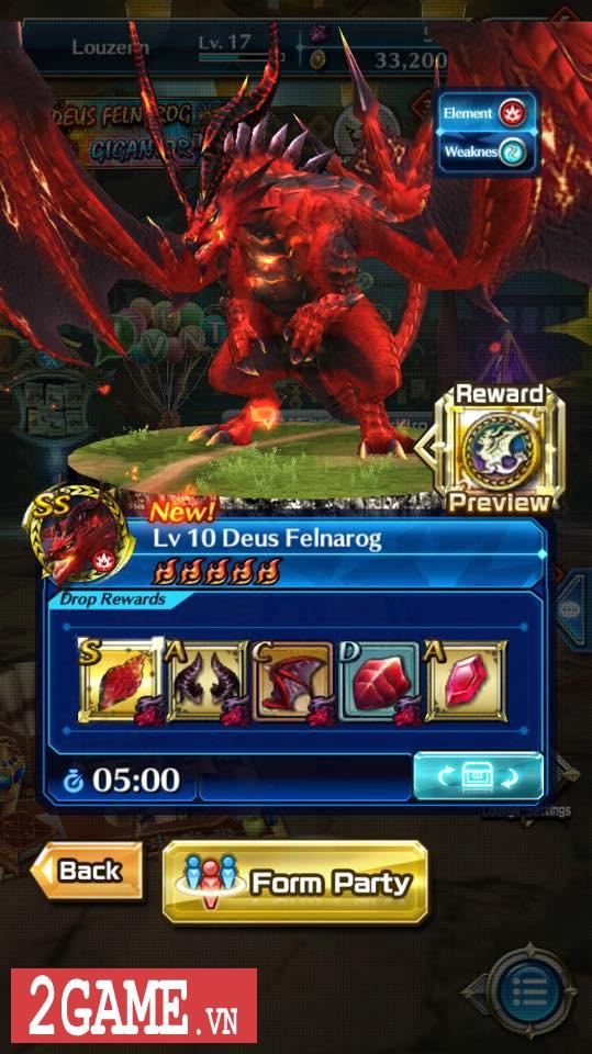 Đánh giá Dragon Project : Săn Rồng mobile - Game nhật chất lượng thật 10