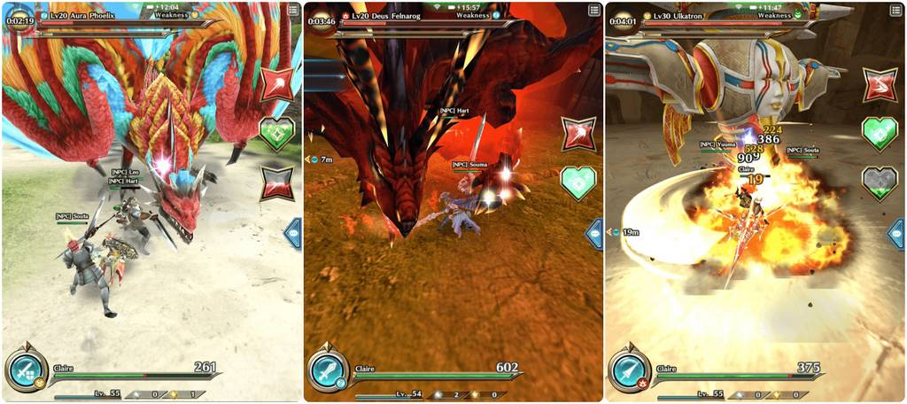 Hướng dẫn tải Dragon Project : Săn Rồng Mobile cho Android, IOS, APK 1