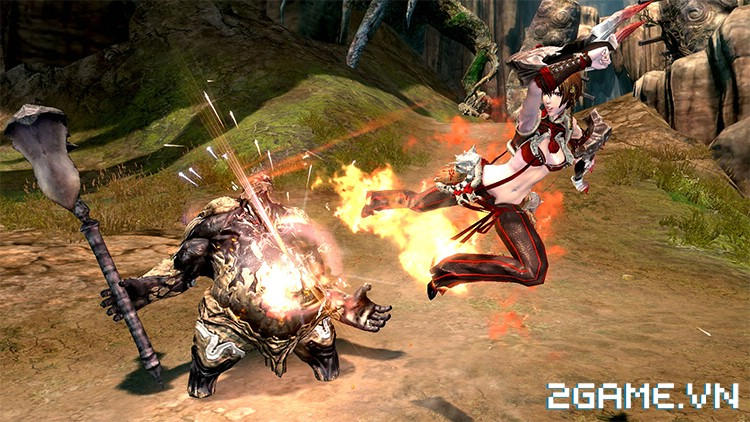 Blade and Soul Việt Nam - Cách kiếm vũ khí giai đoạn đầu game 0
