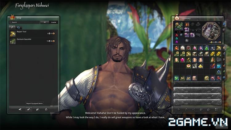 Blade and Soul Việt Nam - Cách kiếm vũ khí giai đoạn đầu game 2