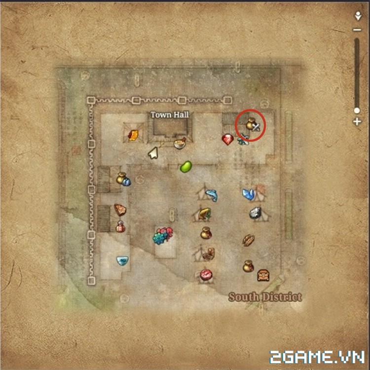 Blade and Soul Việt Nam - Cách kiếm vũ khí giai đoạn đầu game 3