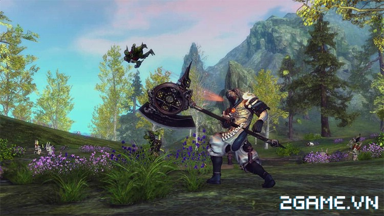 Blade and Soul Việt Nam - Cách kiếm vũ khí giai đoạn đầu game 4