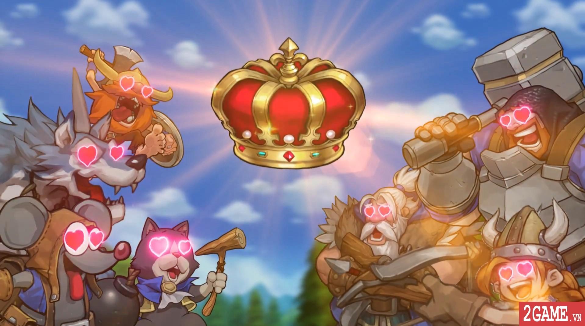 Castle Burn – Game phong cách Clash Royale đầy cuốn hút 4